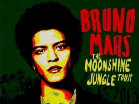 Bruno Mars Plans Enormous Summer Tour with Ellie Goulding and Fitz & the Tantrums.