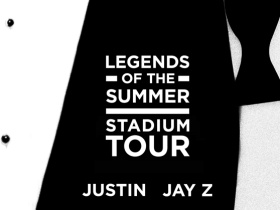 "Jay-Z and Justin Timberlake Team Up for ""Legends of the Summer"" Tour."